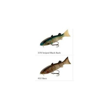 Vinilos D.O.A. Lures Big Fish Lure 14cm