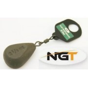 Plomos Carpfishing Flat Pear NGT