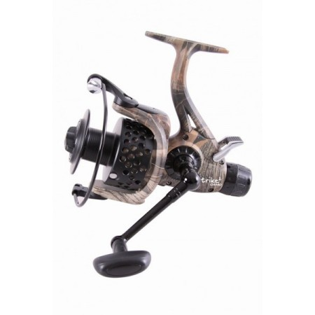 Carrete de Carpfishing Virux Strike Camo 60