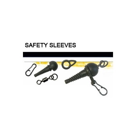 Set Clips de Seguridad Safety Sleeves