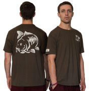 Camiseta Pesca Carpfishing NGT