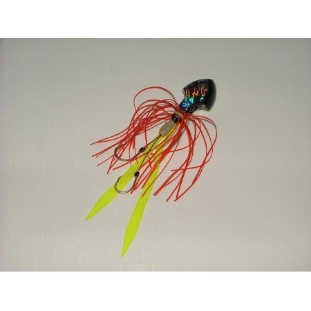 Jig Black Squid Jigging