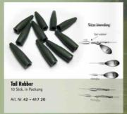 Tail Rubber Conos Seguridad Carpfishing RedCarp