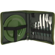 Set de Cubiertos Picnic Cook Set Plus NGT