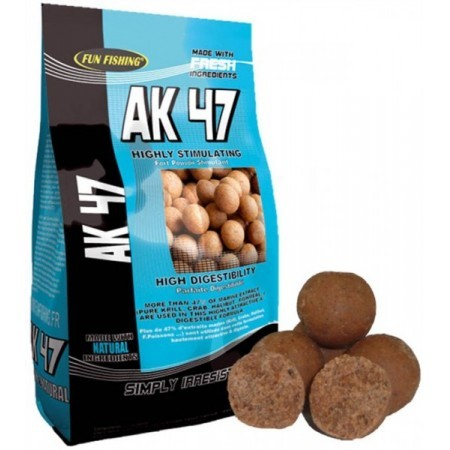 Boilies Fun Fishing AK47