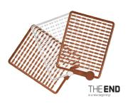 Topes para Cebos de Carpfishing Method The End 360uds