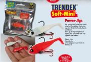 Vinilos Pesca Behr Mini Power Jigs 4cm 2uds