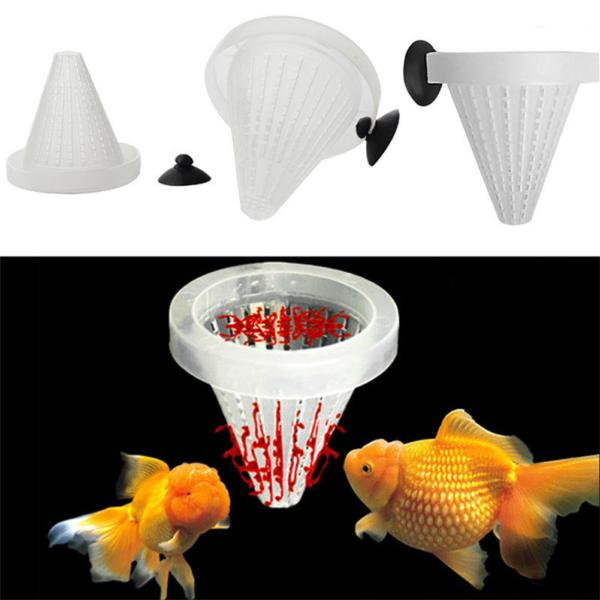 Comedero para peces de acuario for Comida congelada para peces