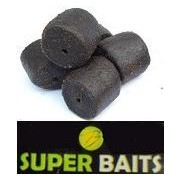 Pellets Halibut Perforados Super Baits 1kg