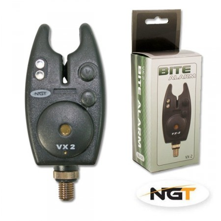 Alarma Carpfishing NGT VX-2 + Funda