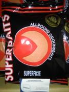 Engodo Pesca  Superbaits Superficie Rojo 1kg