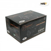 Carrete Carpfishing NGT Dynamic CR6000 (10 rodamientos)