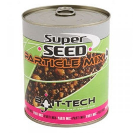 Bait-Tech Semillas Pesca Carpfishing Particle Party Mix 710gr