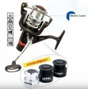 Carrete de pesca Barbetta Level Match 30  (8rod)